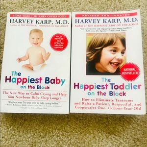 Other - 👼🏻 The Happiest Baby/Toddler Books